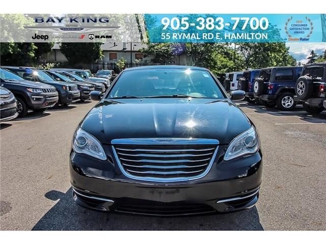 2014 Chrysler 200 LX (Stk: 6846RC) in Hamilton - Image 2 of 19