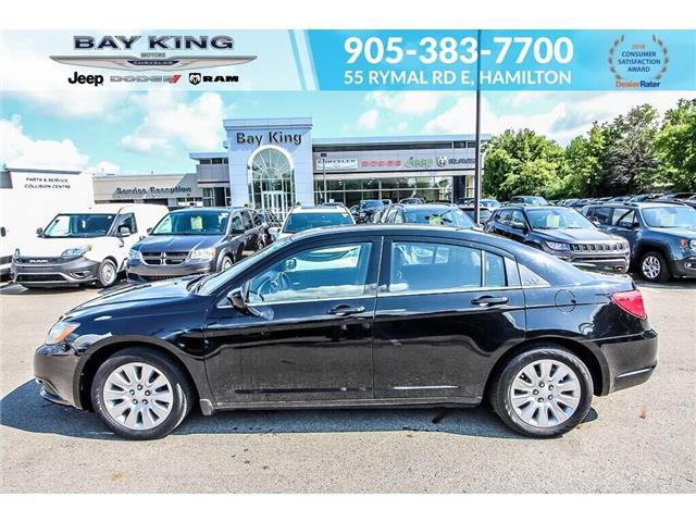 2014 Chrysler 200 LX (Stk: 6846RC) in Hamilton - Image 3 of 19