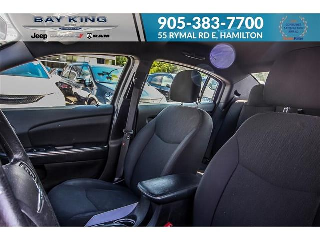 2014 Chrysler 200 LX (Stk: 6846RC) in Hamilton - Image 5 of 19