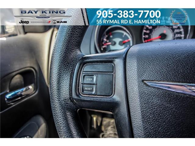 2014 Chrysler 200 LX (Stk: 6846RC) in Hamilton - Image 8 of 19
