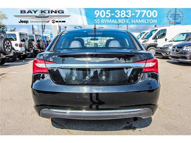 2014 Chrysler 200 LX (Stk: 6846RC) in Hamilton - Image 15 of 19