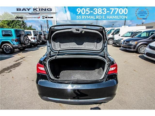 2014 Chrysler 200 LX (Stk: 6846RC) in Hamilton - Image 13 of 19