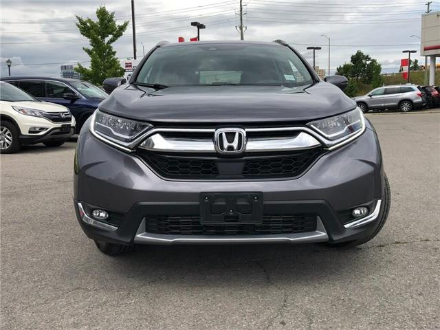 2017 Honda CR-V Touring (Stk: 2141P) in Richmond Hill - Image 2 of 26