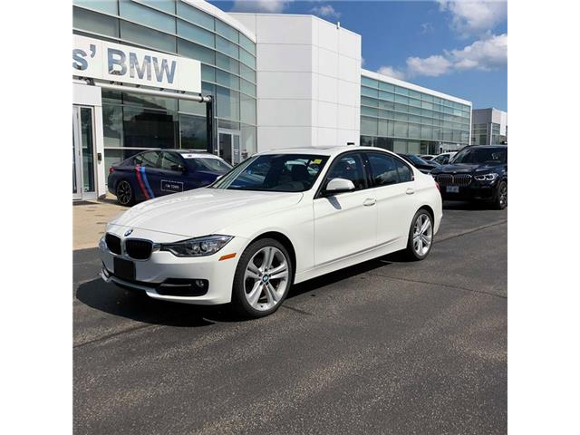 2015 BMW 328i xDrive (Stk: DB5733) in Oakville - Image 1 of 10