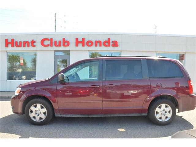 2009 Dodge Grand Caravan SE (Stk: Z00785A) in Gloucester - Image 1 of 22