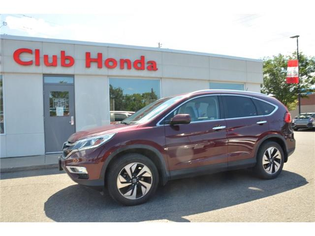 2016 Honda CR-V Touring (Stk: Z00837A) in Gloucester - Image 2 of 27
