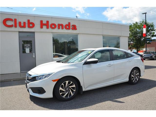 2017 Honda Civic EX (Stk: Z00824A) in Gloucester - Image 2 of 24