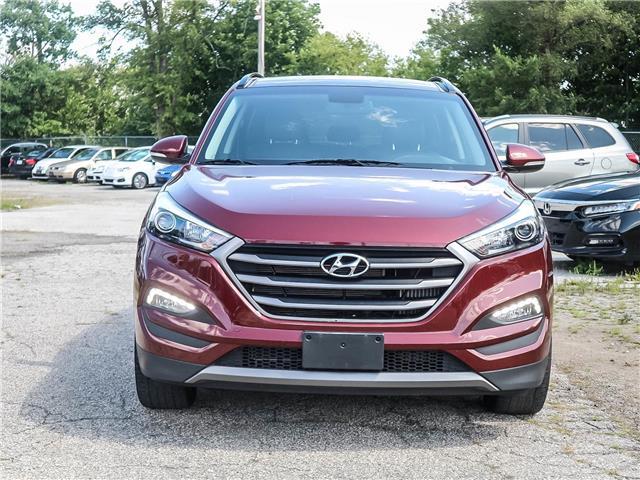 2016 Hyundai Tucson Limited (Stk: U06599) in Toronto - Image 2 of 29