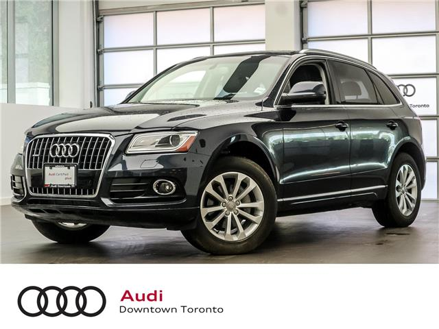 2014 Audi Q5 2.0 Progressiv (Stk: P2848) in Toronto - Image 1 of 23