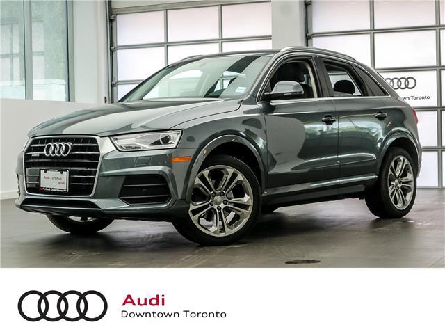 2017 Audi Q3 2.0T Progressiv (Stk: 191112A) in Toronto - Image 1 of 28
