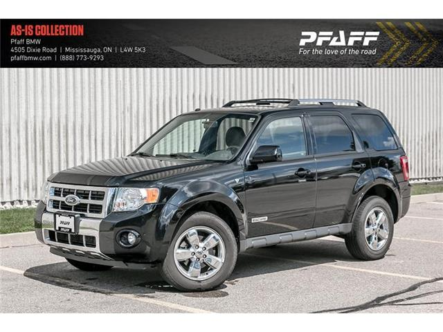 2008 Ford Escape Limited (Stk: U5519A) in Mississauga - Image 1 of 12