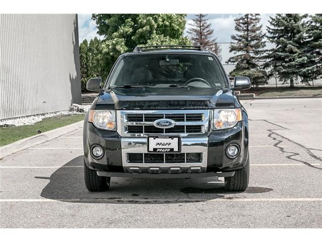 2008 Ford Escape Limited (Stk: U5519A) in Mississauga - Image 2 of 12