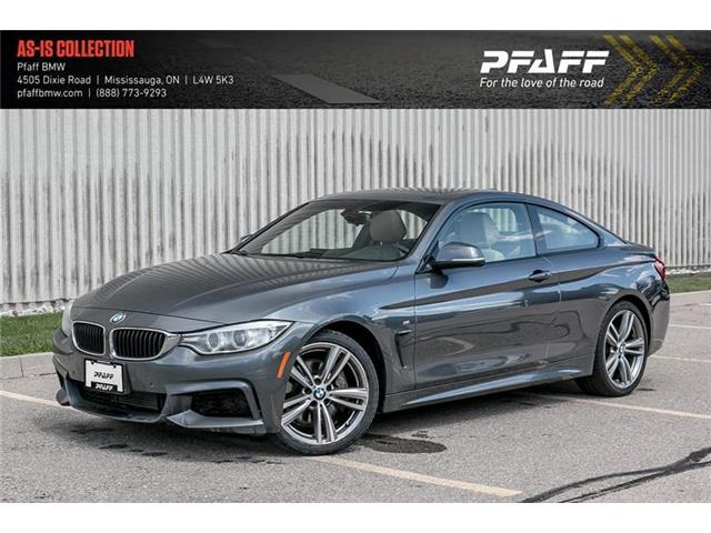 2014 BMW 435i xDrive (Stk: U5629) in Mississauga - Image 1 of 19