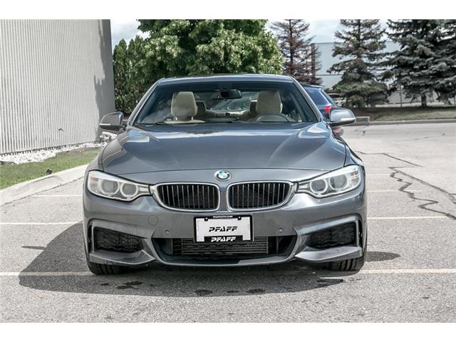 2014 BMW 435i xDrive (Stk: U5629) in Mississauga - Image 2 of 19