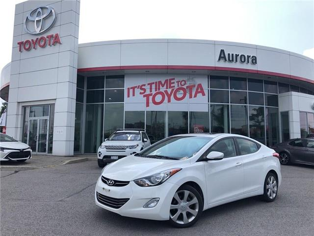 2012 Hyundai Elantra Limited (Stk: 311251) in Aurora - Image 1 of 22