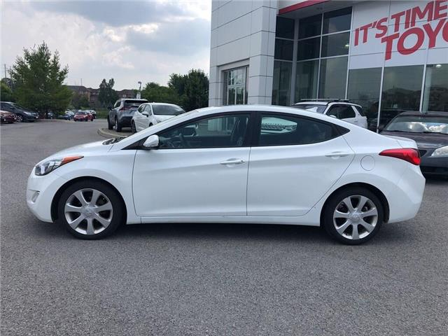2012 Hyundai Elantra Limited (Stk: 311251) in Aurora - Image 2 of 22