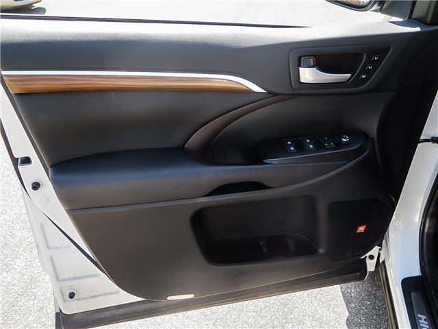 2017 Toyota Highlander Limited (Stk: 11642) in Waterloo - Image 10 of 26