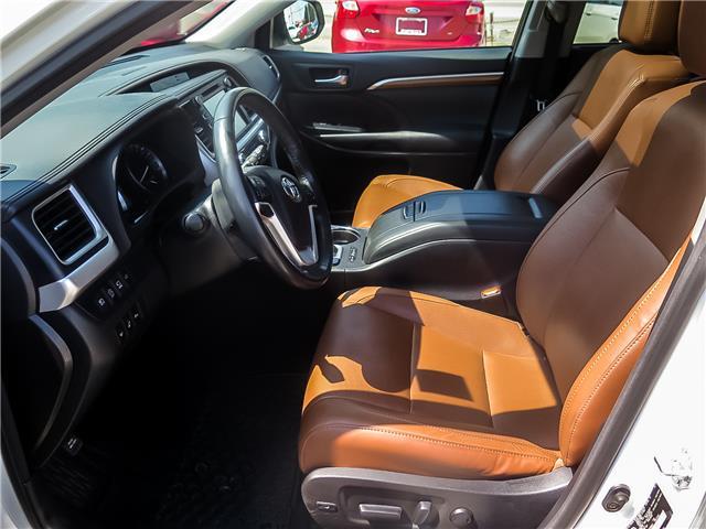 2017 Toyota Highlander Limited (Stk: 11642) in Waterloo - Image 12 of 26