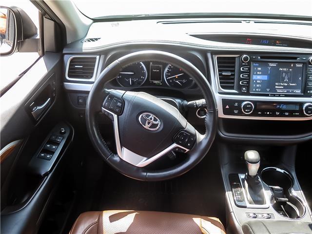 2017 Toyota Highlander Limited (Stk: 11642) in Waterloo - Image 16 of 26