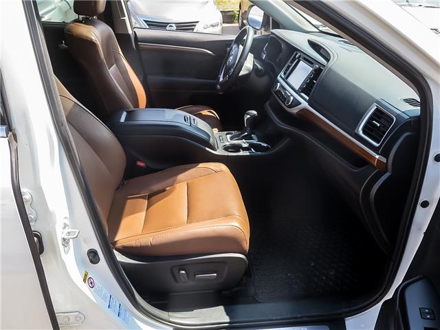 2017 Toyota Highlander Limited (Stk: 11642) in Waterloo - Image 21 of 26