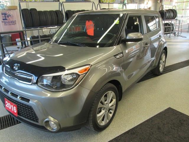 2016 Kia Soul EX+ ECO (Stk: M2672) in Gloucester - Image 1 of 16