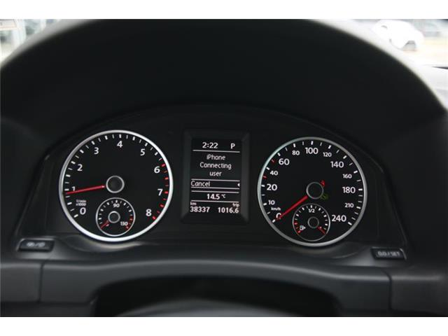 2013 Volkswagen Tiguan 2.0 TSI Comfortline (Stk: 190337A) in Calgary - Image 9 of 14