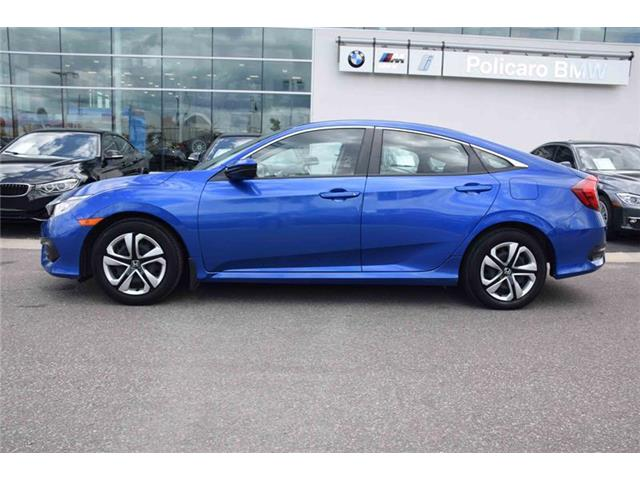 2017 Honda Civic LX (Stk: 030175X) in Brampton - Image 2 of 14