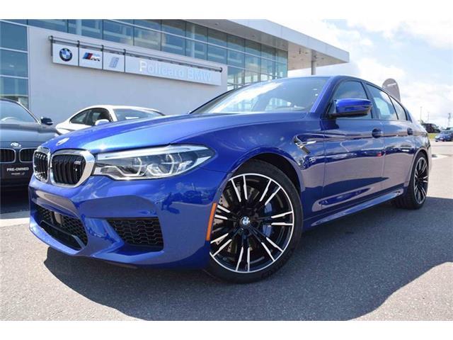 2019 BMW M5  (Stk: 9448563) in Brampton - Image 1 of 12