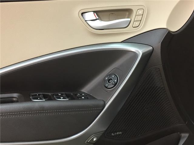 2017 Hyundai Santa Fe Sport 2.4 Luxury (Stk: 35486J) in Belleville - Image 25 of 30