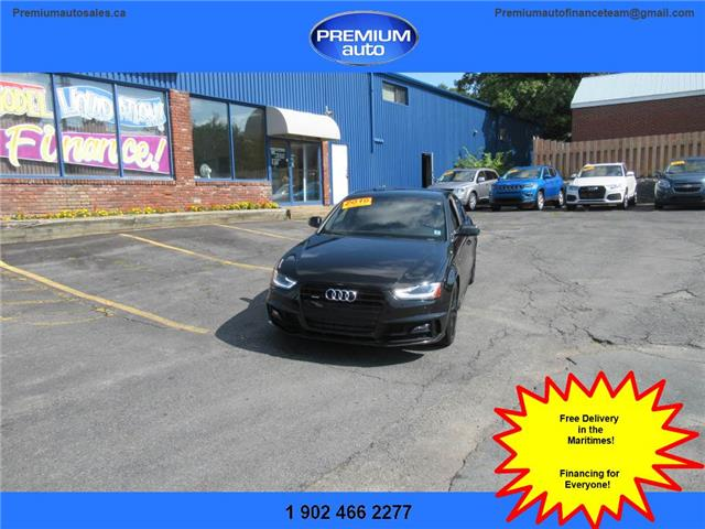2016 Audi A4 2.0T Progressiv plus (Stk: 005705) in Dartmouth - Image 1 of 26