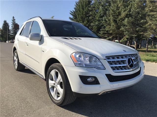 2009 Mercedes-Benz M-Class Base (Stk: T19-183A) in Nipawin - Image 1 of 20