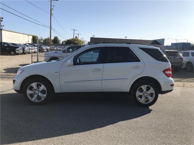 2009 Mercedes-Benz M-Class Base (Stk: T19-183A) in Nipawin - Image 4 of 20