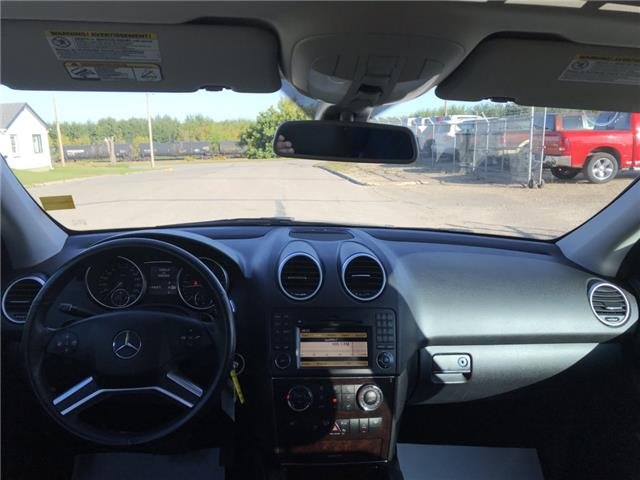 2009 Mercedes-Benz M-Class Base (Stk: T19-183A) in Nipawin - Image 6 of 20