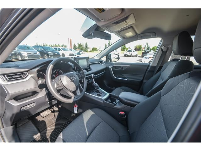 2019 Toyota RAV4 LE (Stk: RAK195) in Lloydminster - Image 3 of 12