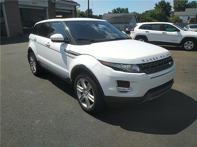 2015 Land Rover Range Rover Evoque Pure City (Stk: C056264) in Truro - Image 2 of 9