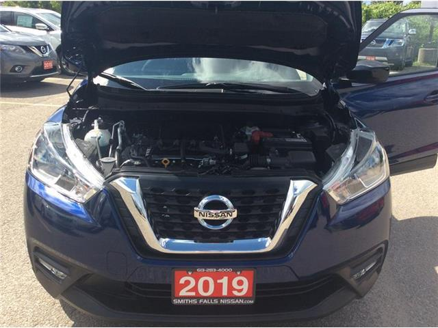 2019 Nissan Kicks SV (Stk: 19-308) in Smiths Falls - Image 7 of 13