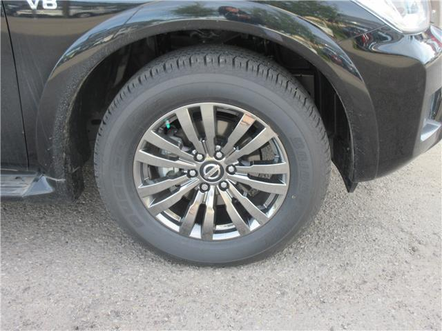 2019 Nissan Armada Platinum (Stk: 8815) in Okotoks - Image 22 of 27