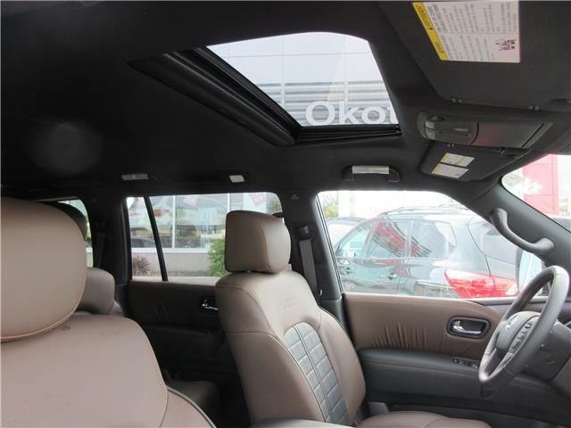 2019 Nissan Armada Platinum (Stk: 8815) in Okotoks - Image 13 of 27