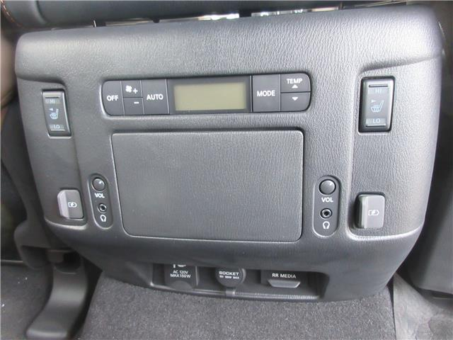 2019 Nissan Armada Platinum (Stk: 8815) in Okotoks - Image 18 of 27
