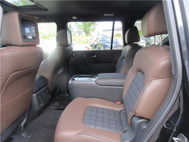 2019 Nissan Armada Platinum (Stk: 8815) in Okotoks - Image 16 of 27