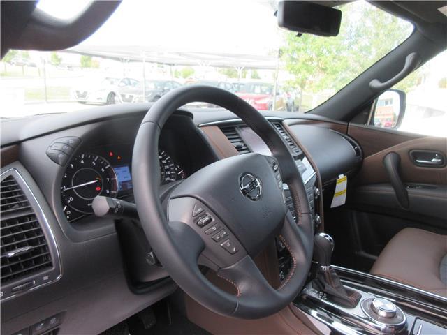 2019 Nissan Armada Platinum (Stk: 8815) in Okotoks - Image 4 of 27