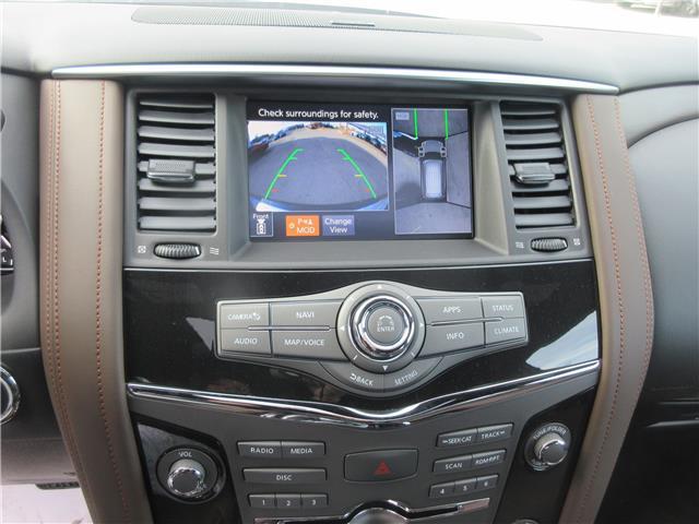 2019 Nissan Armada Platinum (Stk: 8815) in Okotoks - Image 6 of 27