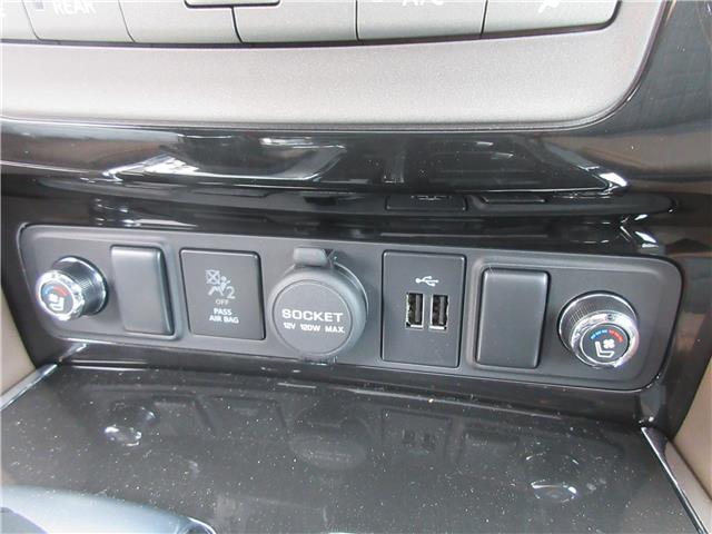 2019 Nissan Armada Platinum (Stk: 8815) in Okotoks - Image 10 of 27