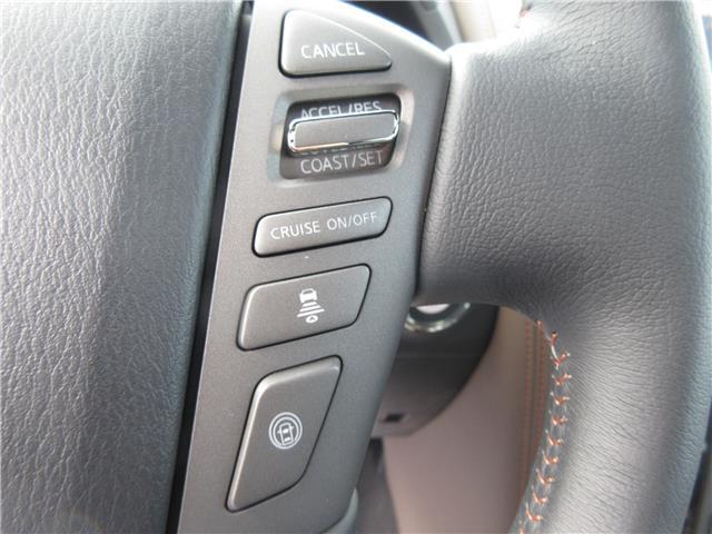 2019 Nissan Armada Platinum (Stk: 8815) in Okotoks - Image 12 of 27