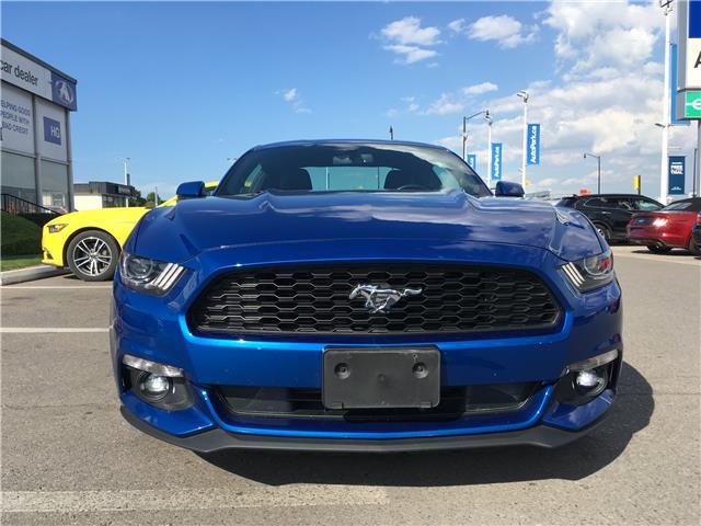 2017 Ford Mustang  (Stk: 17-16132) in Brampton - Image 2 of 28