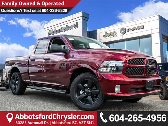 2019 RAM 1500 Classic ST (Stk: K620541) in Abbotsford - Image 1 of 25