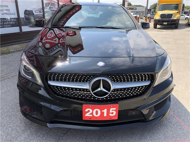 2015 Mercedes-Benz CLA-Class Base (Stk: 286664) in Toronto - Image 3 of 14