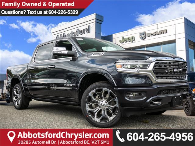 2019 RAM 1500 Limited (Stk: K867407) in Abbotsford - Image 1 of 25