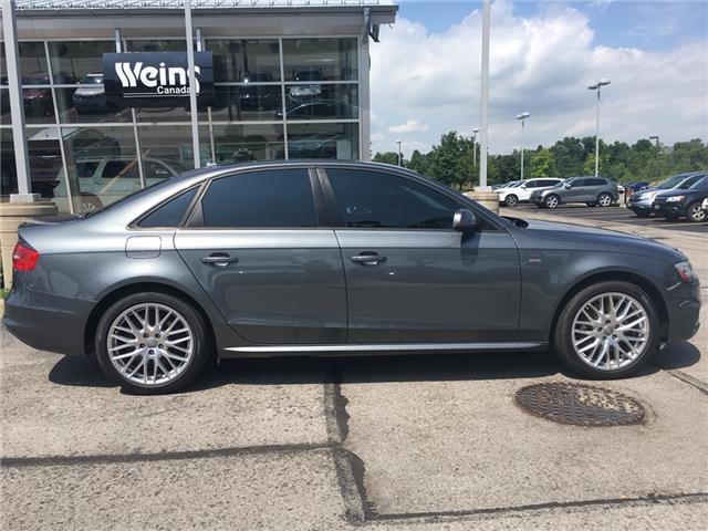 2015 Audi A4 2.0T Komfort (Stk: 1771W) in Oakville - Image 8 of 25