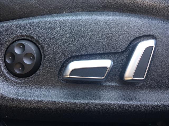 2015 Audi A4 2.0T Komfort (Stk: 1771W) in Oakville - Image 11 of 25